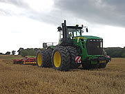 JD Combine at work